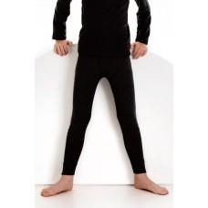 Детские термокальсоны хлопок Cornette черный