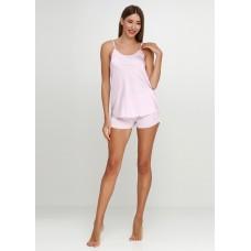 Шелковая пижама женская ТМ Julia 122