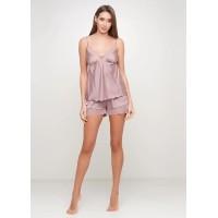 Шелковая пижама женская ТМ Julia 7011-32