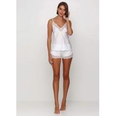 Шелковая пижама женская ТМ Julia 7011-1