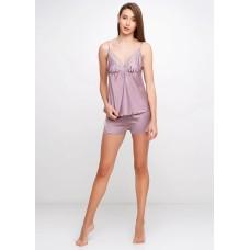 Шелковая пижама женская ТМ Julia 7012-5