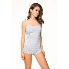 Пижама женская TM Anabel Arto 6212B серый