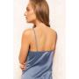 Ночная рубашка ТМ Anabel Arto 8165-6041 серо-голубой