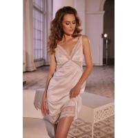 Ночная рубашка ТМ Anabel Arto 8165-6041 шампань