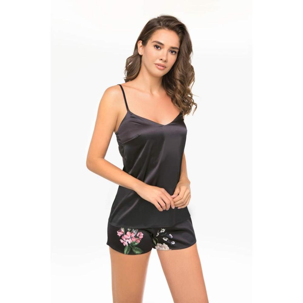 Пижама женская TM Anabel Arto 8165-6212-1 черный