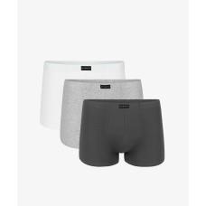Комплект мужских трусов шорт хлопок Atlantic 3BMH-007 разноцветный