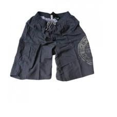 Мужские пляжные шорты полиэстер Atlantic KMB-075 графитовый