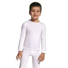 Детская термофутболка хлопок Cornette черный