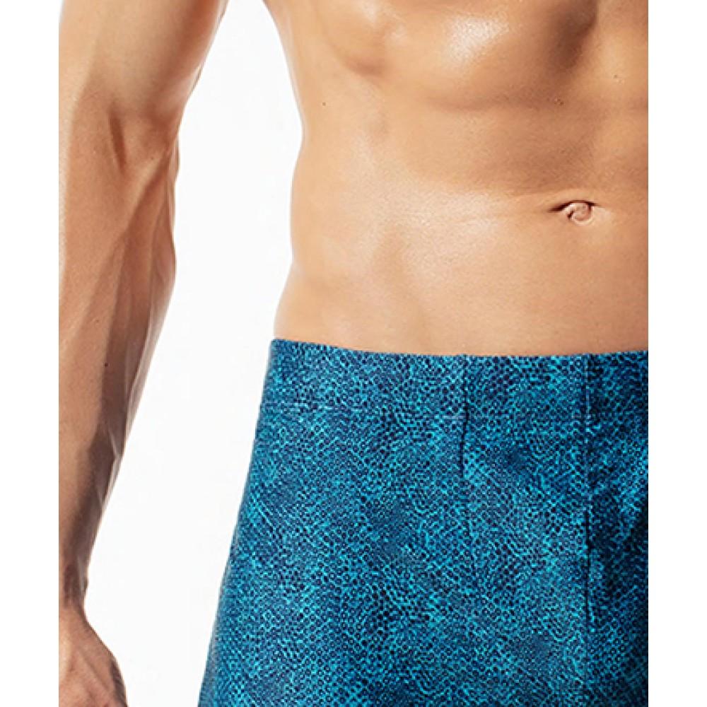 Мужские купальные шорты Atlantic KMS-301 бирюзовый