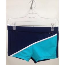 Мужские купальные шорты KMS-279 темно-синий