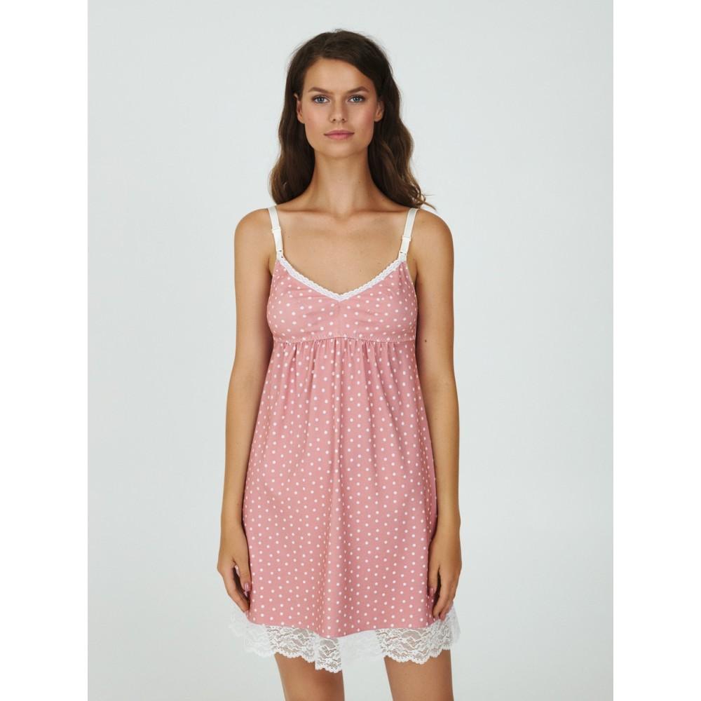 Ночная рубашка Ellen LDK 118/05/01 розовый