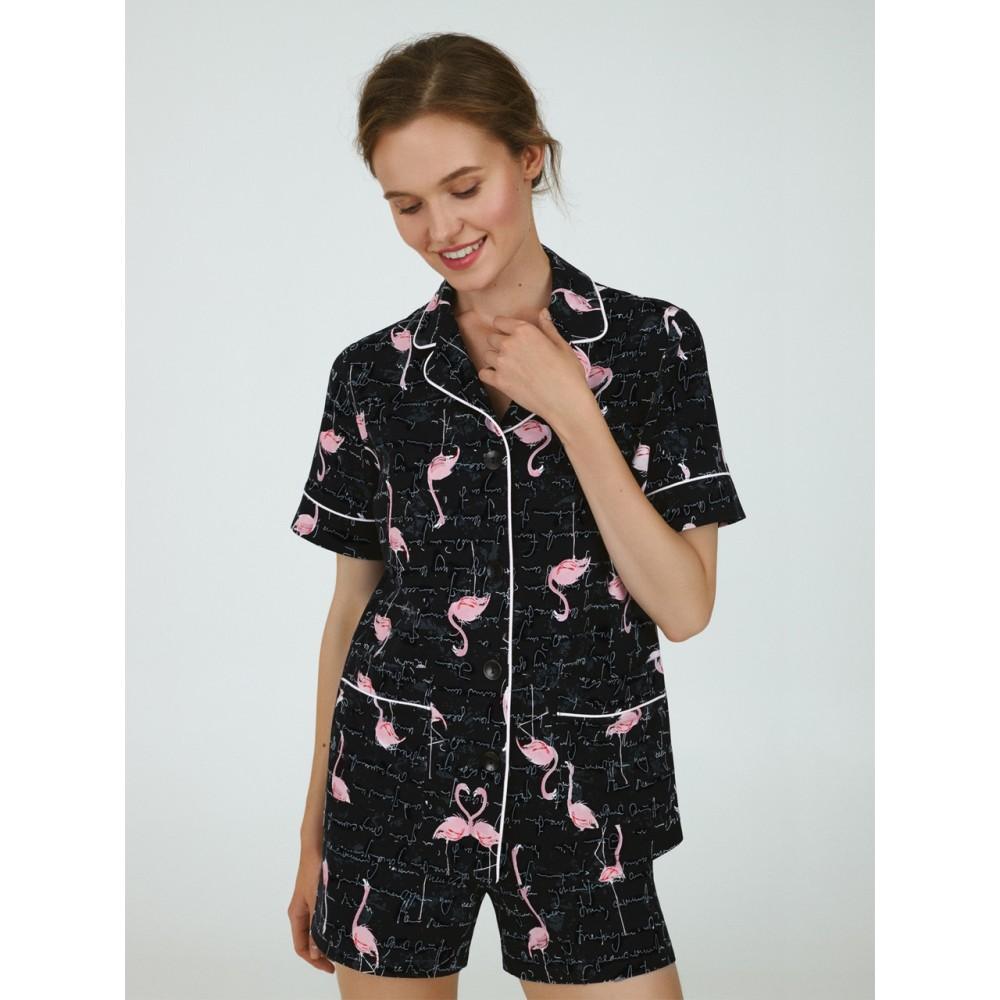 Пижама женская ТМ Ellen LPK 5170/01/01 черный