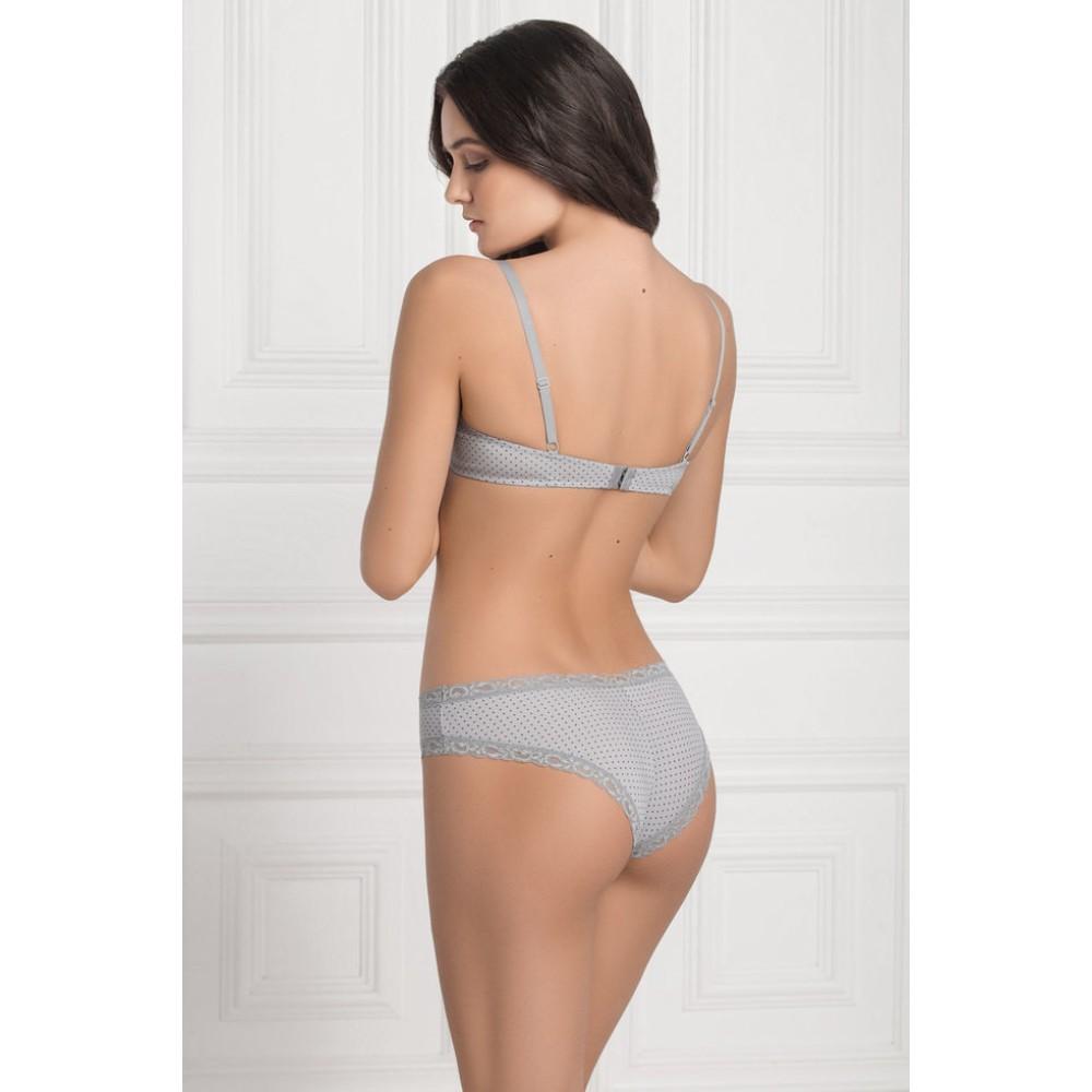 Бразилиана Cristal Jasmine 3204/43 серый