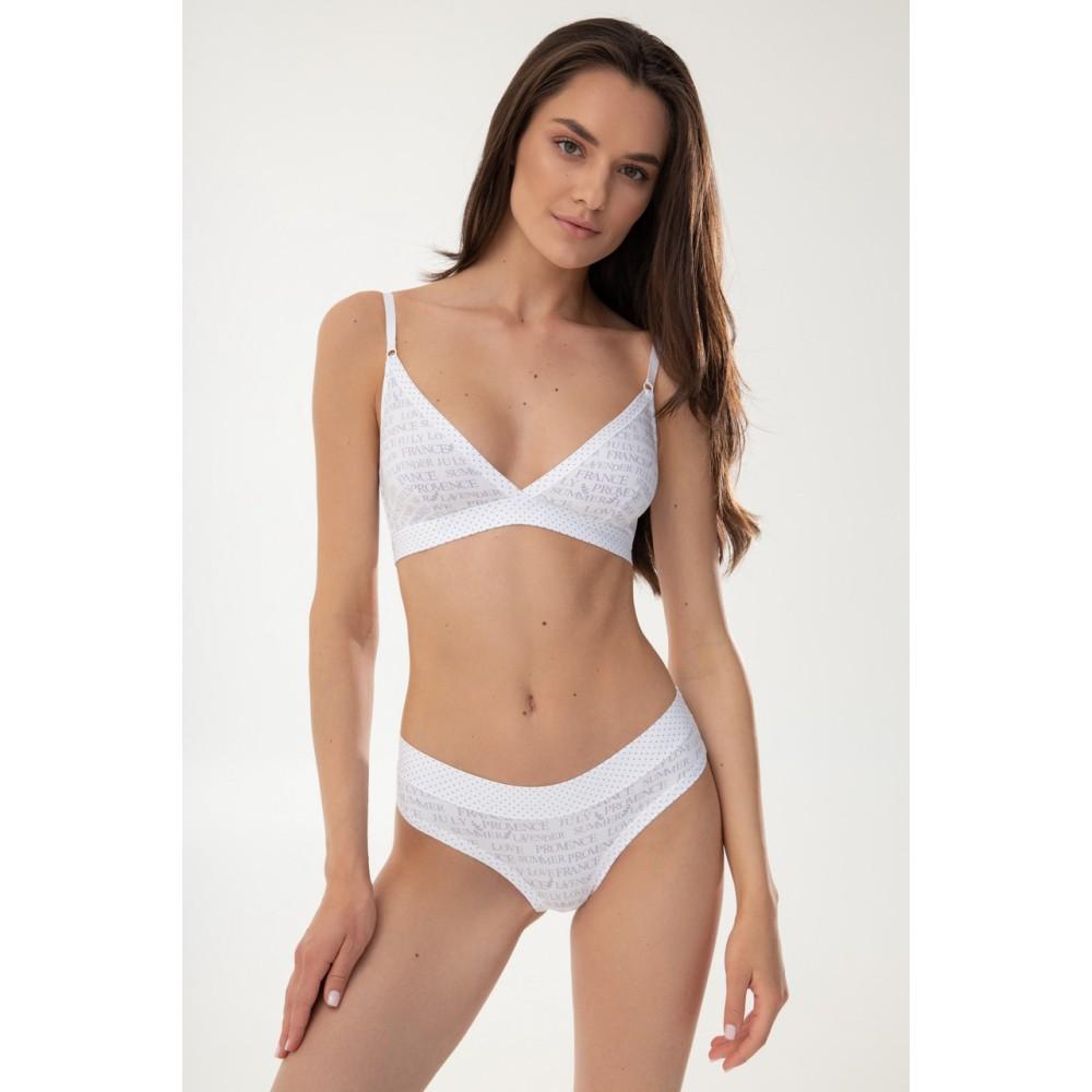 Мини бикини Jasmine Felicia 5214/17 белый