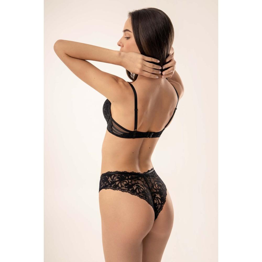 Женские трусы бразилианы Jasmine Darlene 2219/55 черный
