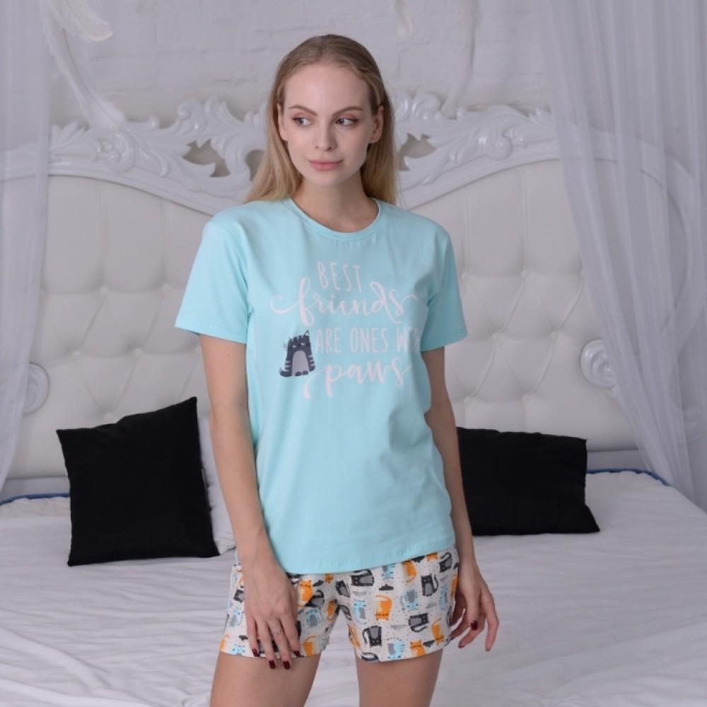 Пижама футболка с шортами ТМ Antana