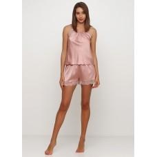 Шелковая пижама женская ТМ Julia 6800