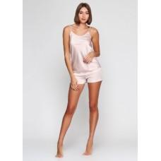 Шелковая пижама женская ТМ Julia 7015