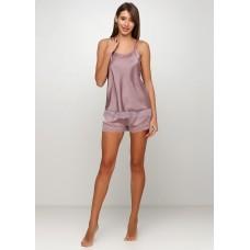 Шелковая пижама женская ТМ Julia 5016-1