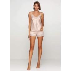 Шелковая пижама женская ТМ Julia 7011-20