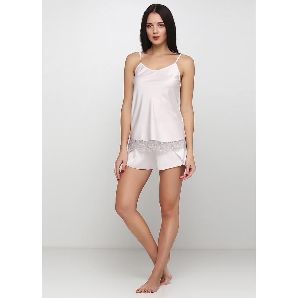 Шелковая пижама женская ТМ Julia 7020-4