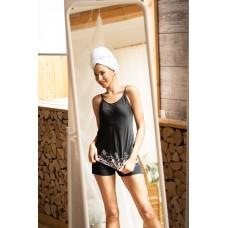 Шелковая пижама женская ТМ Julia 5019