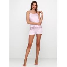 Шелковая пижама женская ТМ Julia 7012