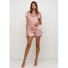 Шелковая пижама женская ТМ Julia 6900
