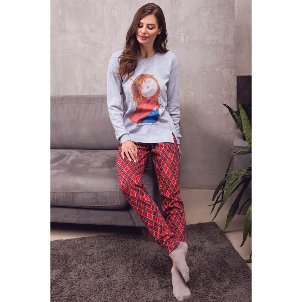 Пижама женская TM Anabel Arto 6215-4G