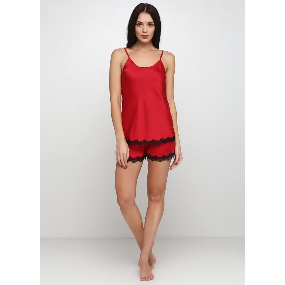 Шелковая пижама женская ТМ Julia 5019-5