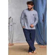 Пижама мужская Key MNS 457 GRA