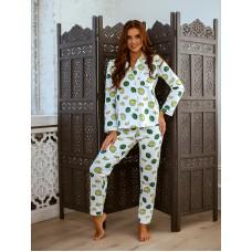 Пижама П-М-104 мохито