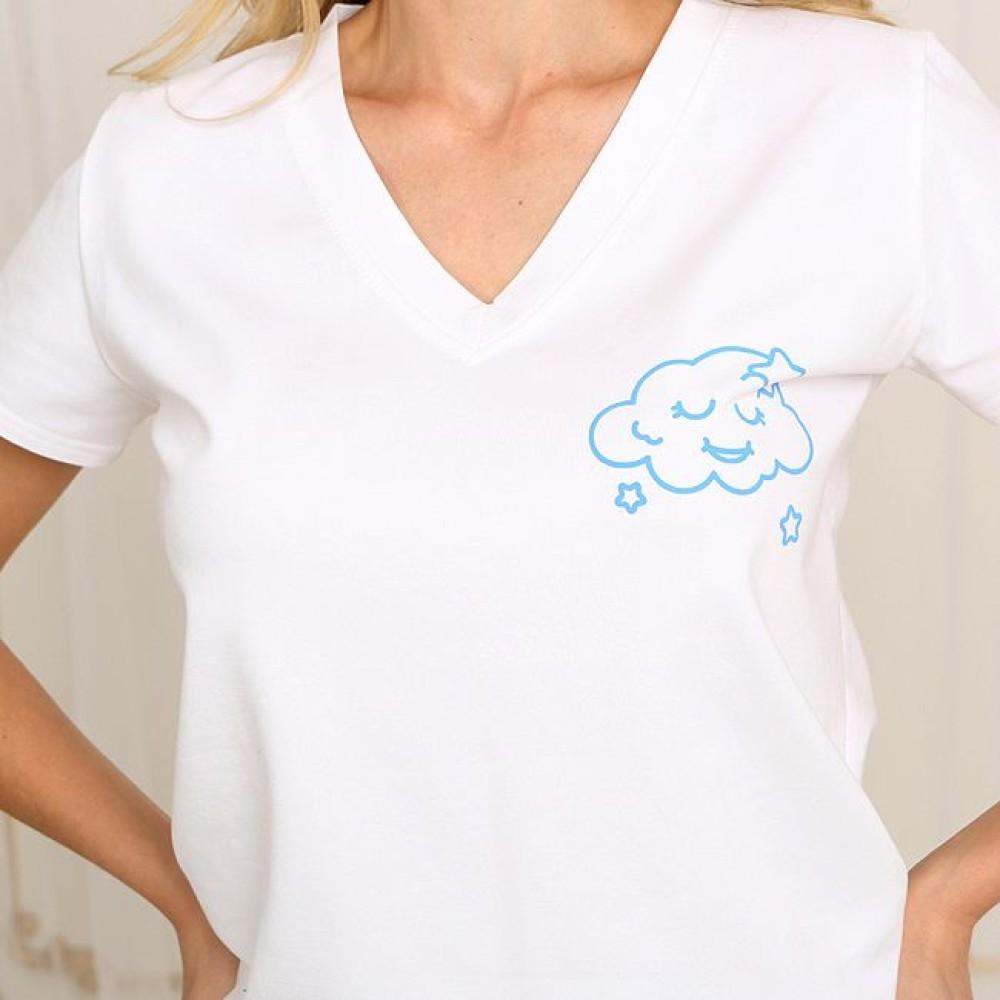 Пижама П-М-83 облака