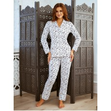 Пижама П-М-104 леопард