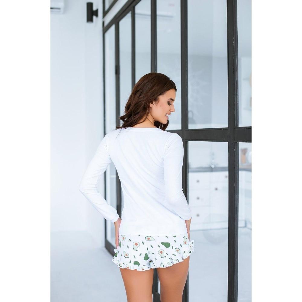 Пижама П-М-103 (авокадо)