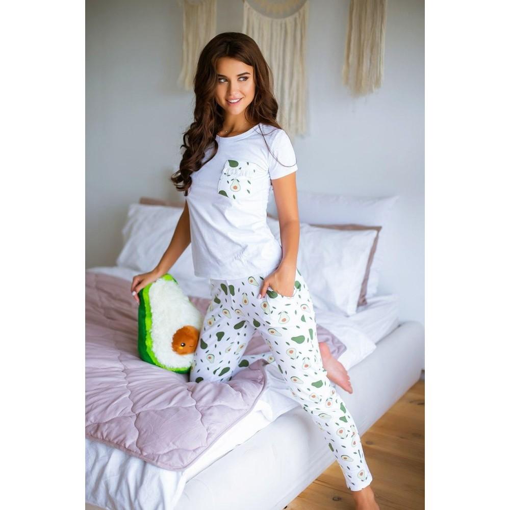 Пижама П-М-101 (авокадо)