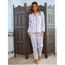 Пижама П-М-104 лисички